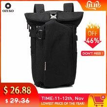OZUKO Men's Backpack Black…