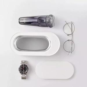 Image 4 - Xiaomi EraClean contrôle intelligent nettoyeur à ultrasons 45000Hz haute fréquence Vibration bijoux lunettes nettoyant Machine de nettoyage