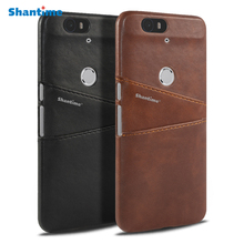 Luxury Pu Leather Wallet Case For Huawei Nexus 6P Phone