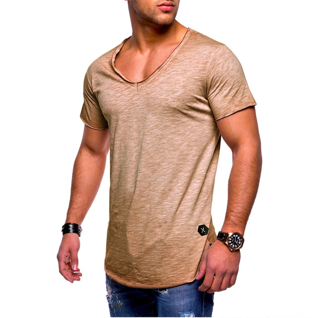New-2020-Summer-Men-s-T-Shirt-Solid-color-Cotton-Comfortable-Mens-Short-sleeve-Fashion-Casual.jpg_640x640 (4)