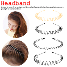 7 types Hot Sale unisex Simple and elegant Wave Shape Black Hair Clips Women And Handsome Men Beauty modeling tool hair clamp hot sale elegant style conterminal loop shape rhinestone embellished women s hair band