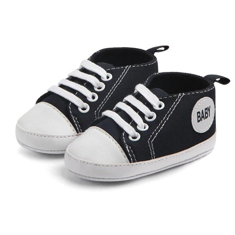 Soft Canvas Baby Shoes Casual Newborn Baby Girl Boy Shoes Sole Infant Toddler Shoes Slofjes First Walkers Schoenen Meisje Schuhe