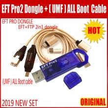 2021 NEUE Original EFT Pro2 Dongle / EFT + FTP Schlüssel 2 IN 1 DONGLE + (UMF) ALLE BOOT KABEL + FTP Unbegrenzte download