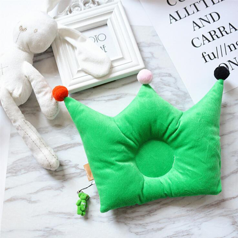 New  Toddler Pillow Cartoon Newborn Pillow Lovely Baby Nursing Head Positioner Baby  Pillows Bed YCZ009