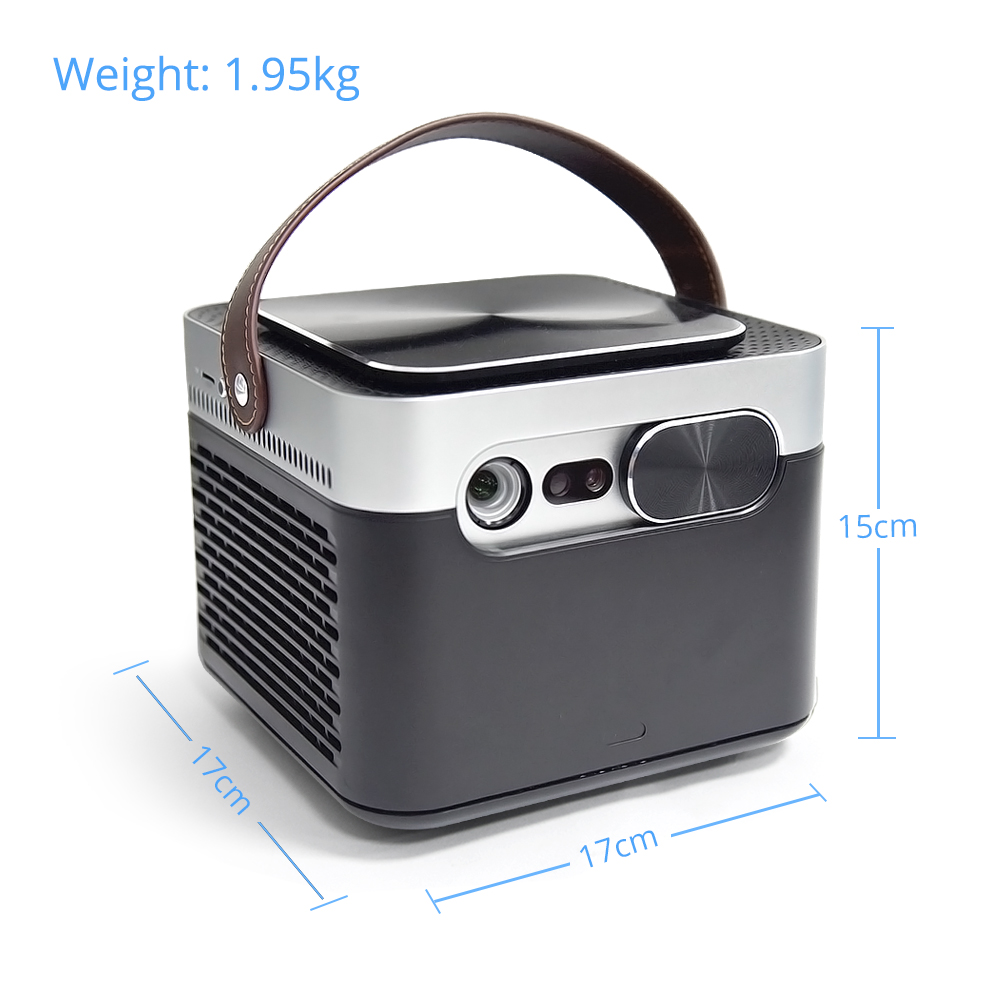 Image 4 - Everycom G7 DLP 1080P Projector Android 6.0 Wifi Bluetooth Active shutter 3D 3GB DDR4 32GB Home Theater Movie Portable Beamer-in LCD Projectors from Consumer Electronics