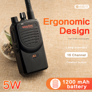 Walkie Talkie Mag One A8 VHF 1