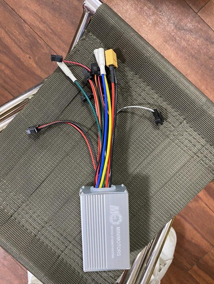Original para Velocidadeway Controlador Mini Pro 48v