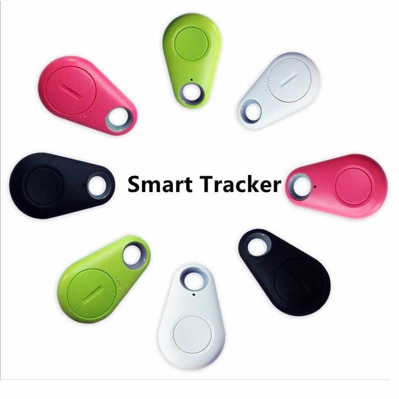 Hewan Peliharaan Smart Mini Gps Tracker Anti-Kehilangan Tahan Air Bluetooth Tracer untuk Anjing Peliharaan Kucing Dompet Kunci Tas Anak-anak Pelacak situs Online Interaktif Berisi Peralatan