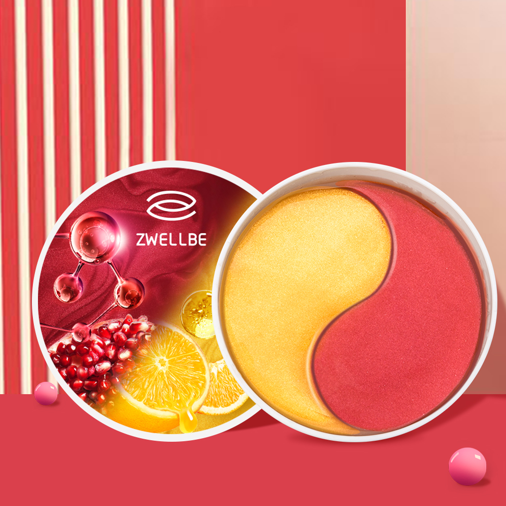 zwellbe 60PCs Two Color Eye Mask Eye Patches Under Eye Pad Bags Dark Circles Removal Anti Age Moisturizing Masks Skin Care|Creams|   - AliExpress