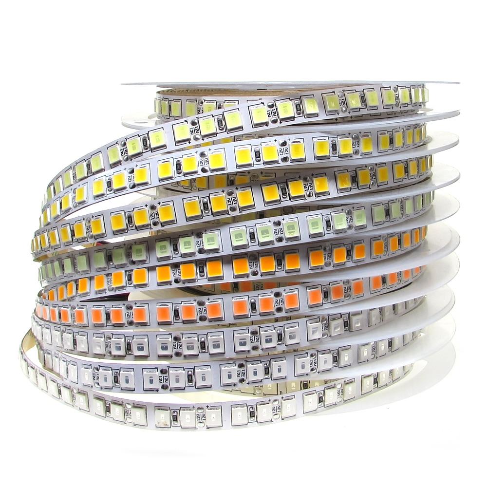 Светодиодные ленты светильник 5054 SMD 60 120 светодиодов/m, работающего на постоянном токе 12 В в Водонепроницаемый гибкая светодиодная лента для ...