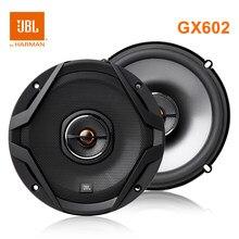 Harman – haut-parleurs coaxiaux de voiture JBL GX602, avec Tweeter, caisson de basses Audio Hifi, 60W, 2,3 ohm, 165mm