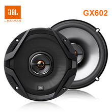 Harman JBL Altoparlanti Auto COASSIALI GX602 Con Woofer Tweeter Hifi Auto Audio Subwoofer 60W 2.3ohm 165 millimetri