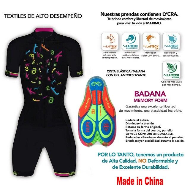 Novo pro macaquinho ciclismo feminino senhoras de manga curta camisa de ciclismo terno geral triathlon mountain bike camisa shorts 6