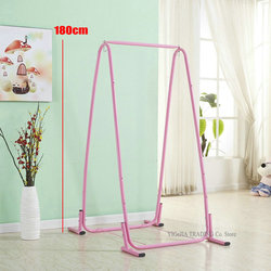 Verhoog 180 Cm Hoogte Swing Frame, Zware Kids Volwassen Hangmat Frame, een Frame Outdoor/Indoor Schommel Speeltuin Accessoire