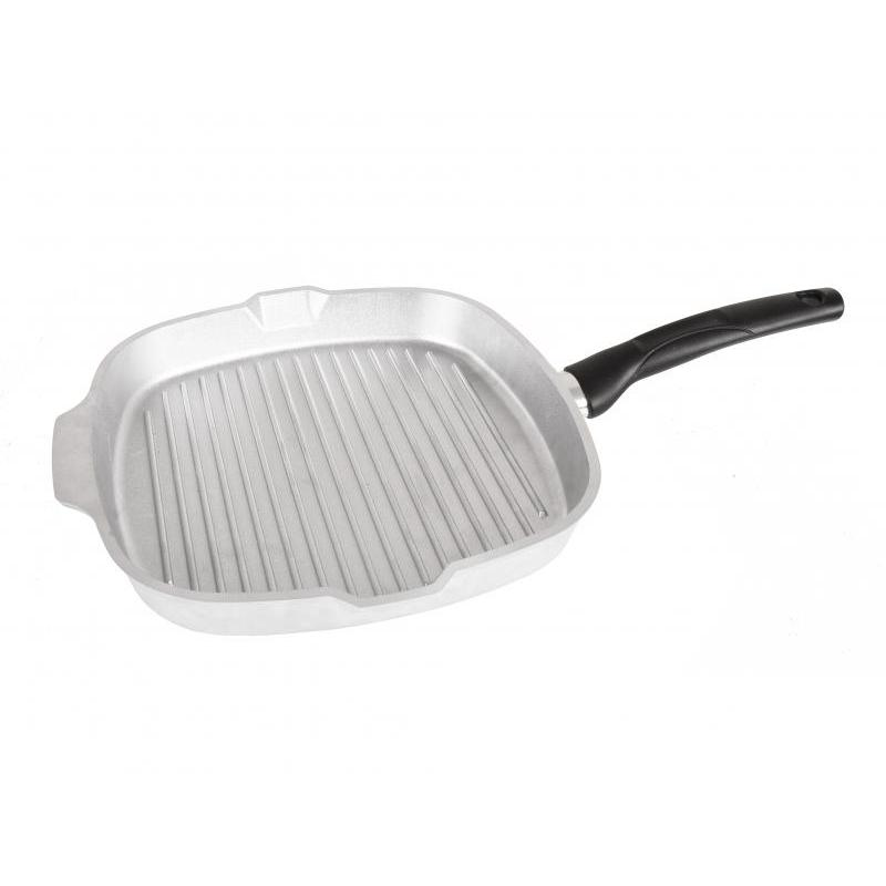 Frying Pan Grill Kukmara, 28*28 Cm