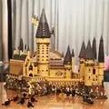 6742Pcs Movie Castle Movie Series Building Block Bricks Toys Children's Christmas Gift Compatible with Legoinglys 71043 16060