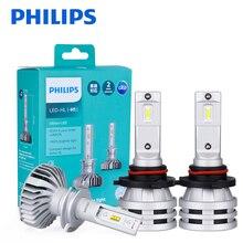 Led-Bulbs 9012 Hir2 Ultinon Philips H7 Fog Lamps Auto-Headlight 6000K H11 9005 HB3 9006