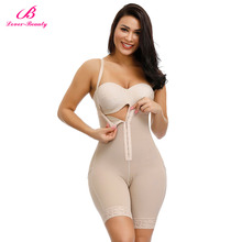 Lover Beauty Full Body Shaper Tummy Control Slimming Corest Waist Trainer Underbust Shapewear Panties Underwear Bodysuit