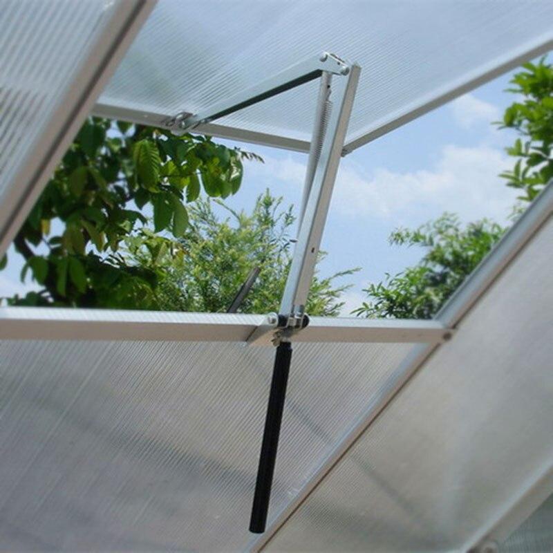 Алюминиевый термос для неэлектрического автоматического открывателя окна теплицы на солнечных батареях
