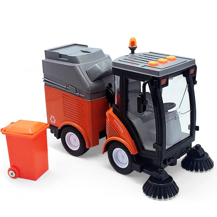 Sweeper Truck Toy