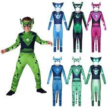 2020 горячая распродажа Рождественский костюм для мальчиков