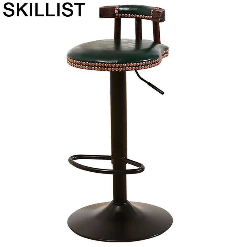 Taburete Banqueta Barkrukken Comptoir Para Barra Stuhl Sedie Sgabello Sandalyesi Silla Cadeira Tabouret De Moderne Bar Chair