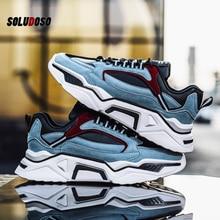 Popular Men Casual Shoes Trainers Male Sapato Masculino Walking Sneakers Krasovki Designer Light Men Shoes Hot Ayakkab Erkekler недорого