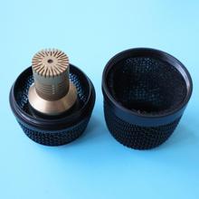 Cabezal de cápsula de cartucho de repuesto Sennheiser 135g3 ew100g3, sistema con micrófono inalámbrico e845
