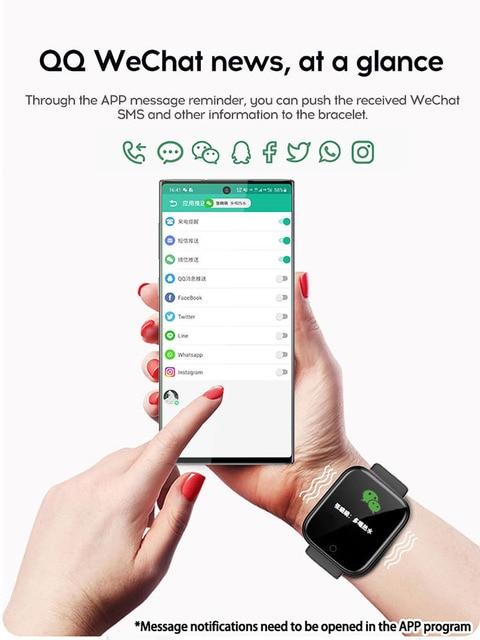 Smartwatch πολλαπλών λειτουργιών