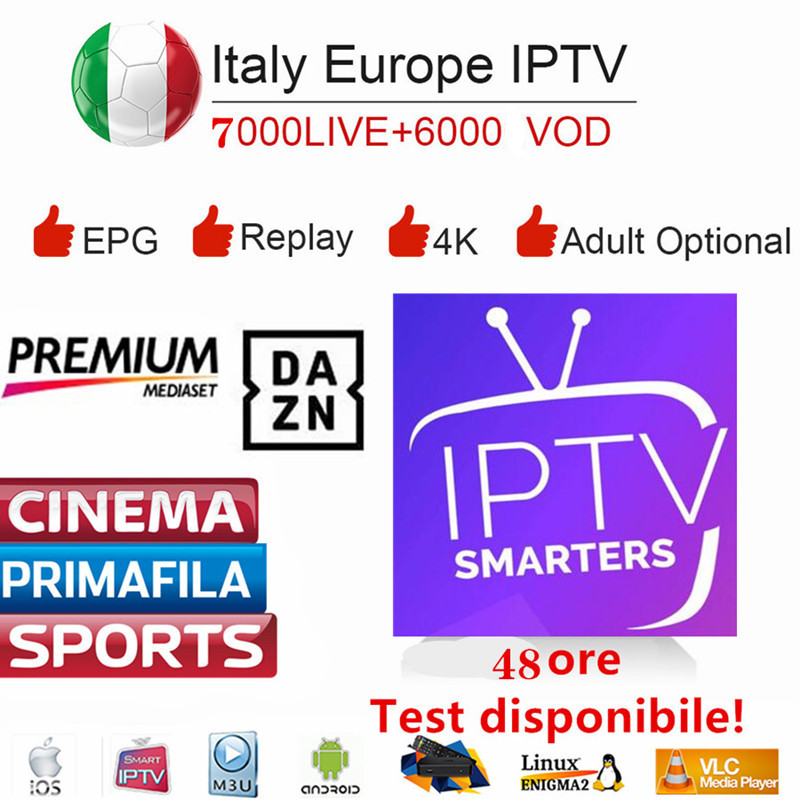 Stable Iptv Subscription Europe Full HD Iptv Spain Portugal Include VOD Adult Channels Work For Smart Tv Iptv M3U Android Device