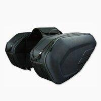 One Set Waterproof Motorcycle Saddlebags Helmet Moto Side Bag Tail Luggage Suitcase Motor Bike Fuel Tank Bags saddle bags SA212