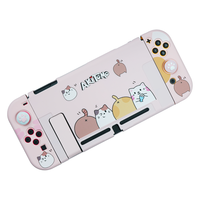 Protective Case Cover For Nintendo NS Switch Joy Con Shell Cover Case Housing For Nintend Switch Console Back Shell Cover Case