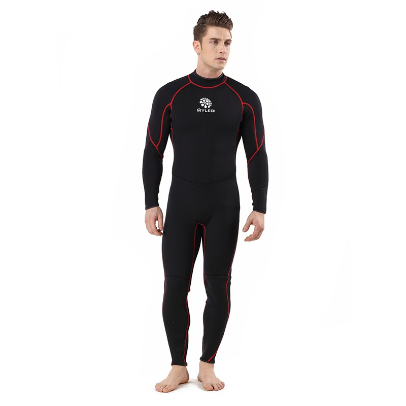 3mm One Piece Diving Suits Waterproof Suit Wetsuit Surfing Suit (MY029)