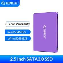 ORICO SSD 240GB 480GB 960GB SSD 2,5 Inch SATA SSD disco de estado sólido interno juego SSD para el ordenador portátil de escritorio Raptor serie SSD