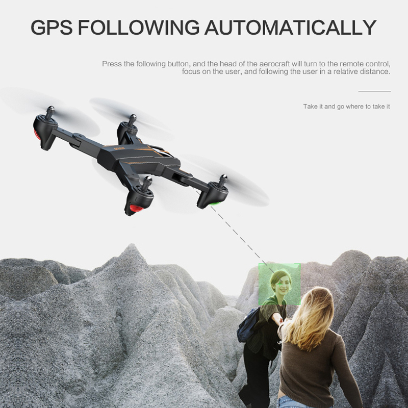 New GPS RC Drone with 4K 16MP HD Camera With Live Video 5G WIFI FPV Altitude Hold One Key Return RC Quadcopter Helicopter