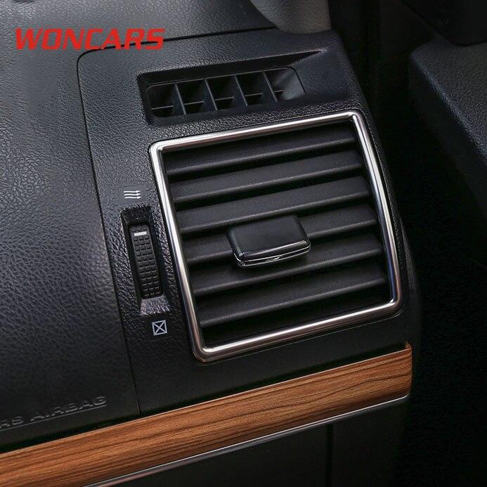 Для Prado 150 7 шт. внутренние ручки из нержавеющей стали выходные крышки отделки для Toyota Land cruiser prado FJ150 2018 2019 2020