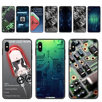 Computer Battery Phone Circuit Board Rainbow For Samsung Galaxy Note 4 8 9 10 20 Plus Pro Ultra J6 J7 J8 M30s M80s 2017 2018 image