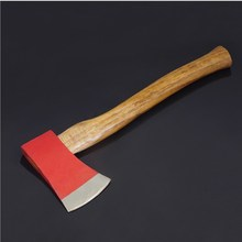 2.5p Wooden Handle Handle Axe A601 Woodworking Axe Wooden Handle Axe Outdoor Camping Felling Axe Survival Tomahawk Axe hx tactical axe hunting camping top quality army 56hrc steel outdoor hunting camping axe fire axe axes tool dropshipping