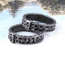Anillos de moda SG serie A TV Outlander, anillos de encanto hechos A mano Retro, anillos redondos dedo para mujeres y hombres, regalo de joyería