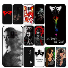 100 TV Show Heda Lexa cases For Samsung Galaxy S10 S8 S9 Plus S7 S6 edge Note 8 9 Luxury cover(China)