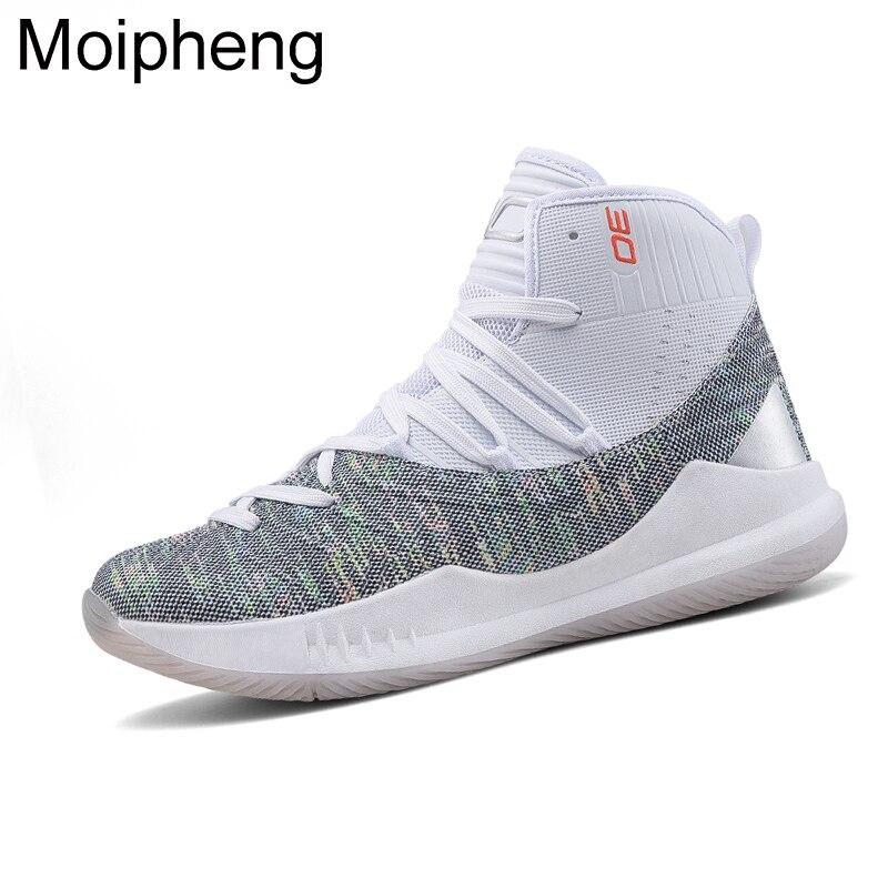 Moipheng Sneakers Women High Quality Microfiber Platform Increasing Basket Shoes Men High Top White Shoe Size11 Tenis Feminino
