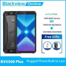 Blackview New Bv5500-Plus 32GB 3GB GSM/CDMA/LTE/WCDMA Quad Core Face Recognition 8mp
