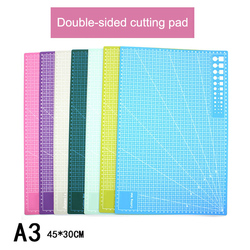 45x30cm Self Healing Cutting Mat Double Sided Durable Non-Slip Cutting Mat for Scrapbooking Quilting Crafts Projects SP9
