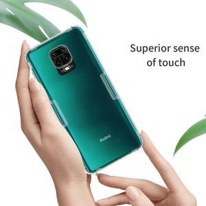 Image 4 - Für Xiaomi Mi Hinweis 10 Lite Mi 9T Poco X3 NFC X2 F2 Pro Fall Nillkin 0,6mm Dünne tpu Fall auf Redmi Hinweis 9s 9 Pro Max 8 8T K30 K20