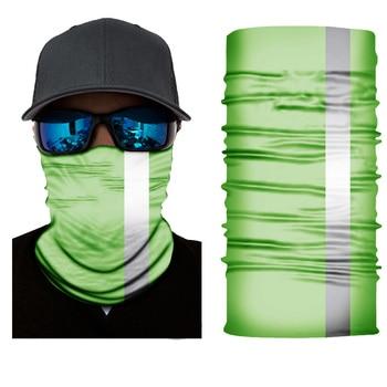 3D Camouflage Skull Solid Bike Mask Scarf Cycling Motorcycle Bandana Outdoor Sports Hiking Fishing Bandana Tops Neck Gaiter 1