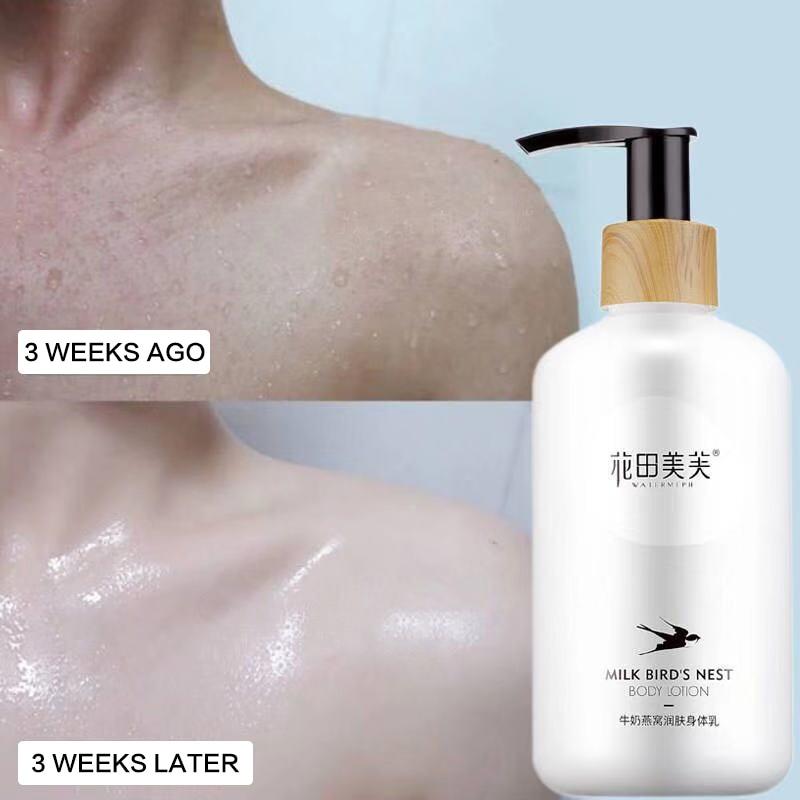 WATIANMPH 250g Whitening Body Cream Moisturizing Body Lotion Deep Replenishment Dry Skin Cream Whitening Skin Care