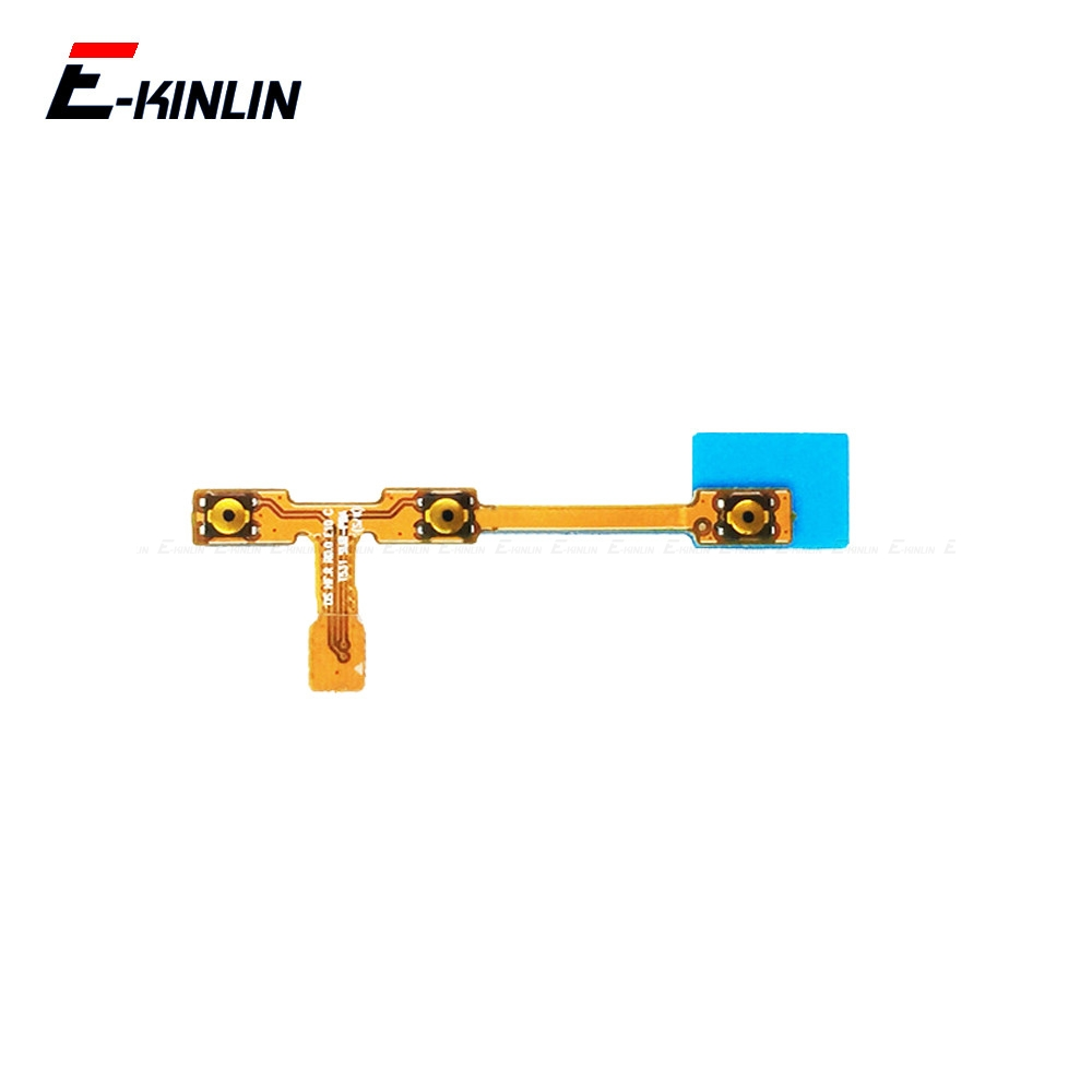 Volume Side Power Switch On Off Button Key Flex Cable For Samsung Tab 3 10.1 P5200 P5210