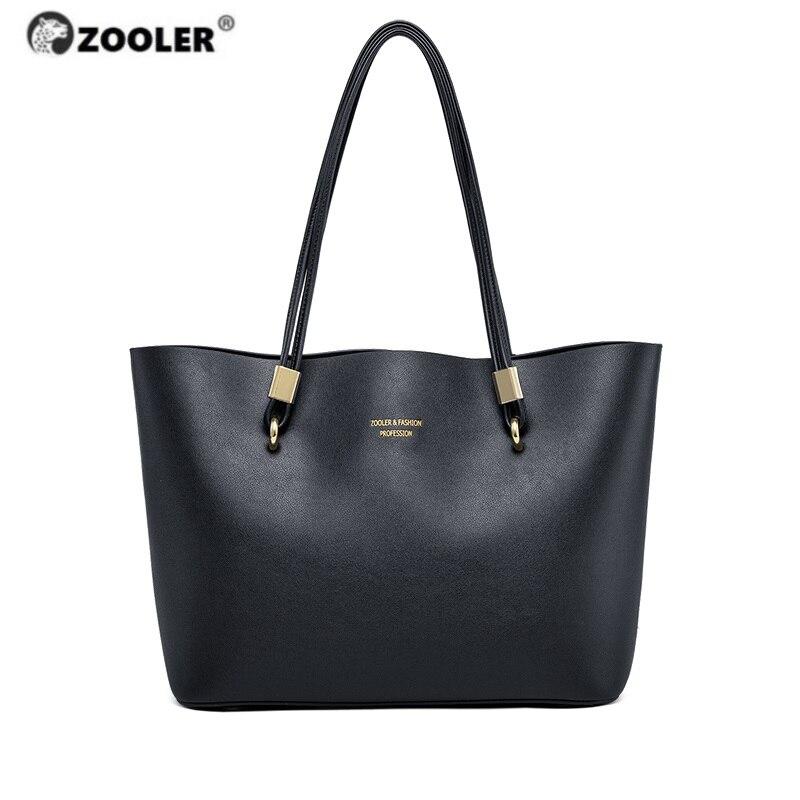 ZOOLER, новинка 2019, женская модная Высококачественная сумка тоут из искусственной кожи, роскошные сумки на молнии, элегантные женские сумки на ... - 6