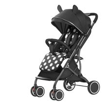 Baby Stroller With Trolley Travel Umbrella Car Ultra-light Folding Simple Portable Child Trolley Boy And Grils