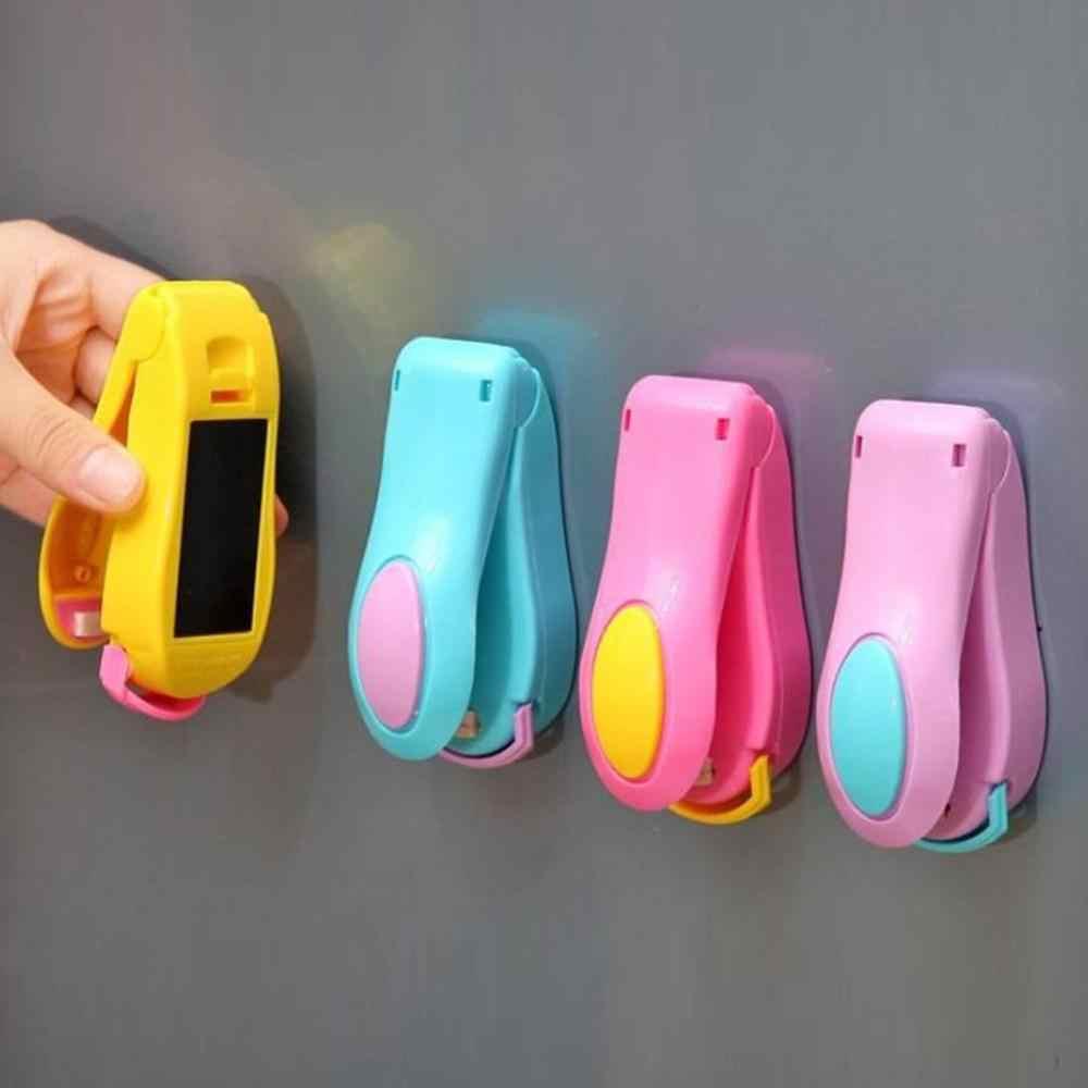 מיני נייד ביתי מזון אוטם ואקום פלסטיק תיק חום איטום מכונה סגירה Capper מזון שומר חפצים